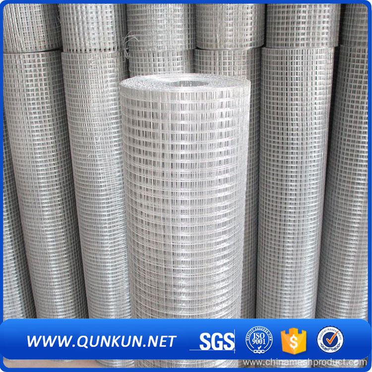 China Stainless Steel Welded Wire Mesh Type Manufacturers