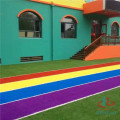 Running Track Surface erba artificiale Per i bambini