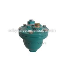 Válvula de purga de aire de la válvula de purga de aire de hierro fundido