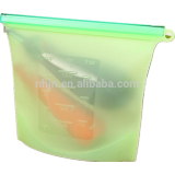 Silicone Food Storage Bag fresh Protection Package