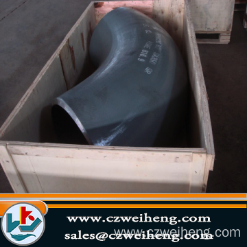 Special for Stainless Alloy Black Steel Elbow, A234 WPB Butt-Weld Carbon Steel Elbow. A335 P11 alloy steel 90Degree elbow supply to Nicaragua Exporter