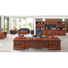 Mahogany New Antique Appearance Office Furniture Set