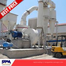 Quartz, usine de broyage xzm d'application de charbon actif pour le Nigéria