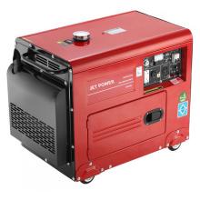 Портативный тепловозный генератор 6kw для Хонда