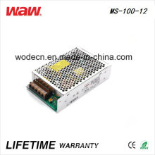 Ms-100 SMPS 100W 12V 8A Ad / DC LED Driver