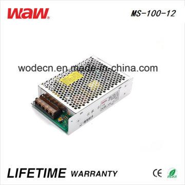 Ms-100 SMPS 100W 12V 8A Ad / DC LED-Treiber