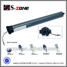 24V DC Curtain Motor with remote control for electric curtain and motorized curtain
