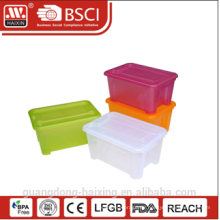 Neue Kunststoff Lagerbehälter