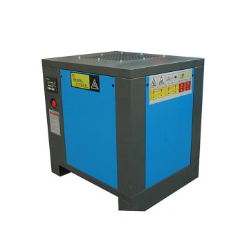 Feito no compressor de ar do parafuso refrigerar de ar de China