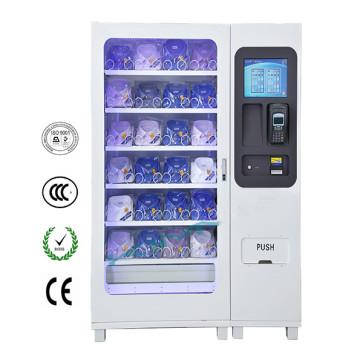 Produto novo e vendas quentes vendem máquinas de venda automática da camisa de T