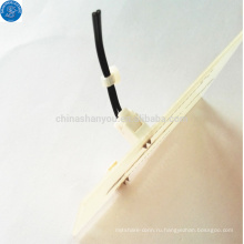 ГСА 2-полюсная разъем тангажа разъемов 2.0 мм варенья платы