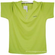 China Summer Cotton Loose Men′s T-Shirt