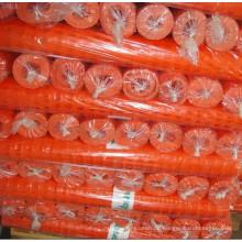 Günstige Plastik Gefahr Bereich Sicherheitszaun / Kunststoff Zaun