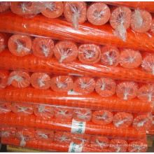 Cheap Plastic Danger Area Safety Fence / Plastic Fence