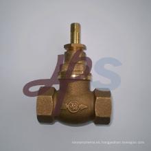 Válvulas de bronce de la parada del bastidor de la fundición Manufacturer