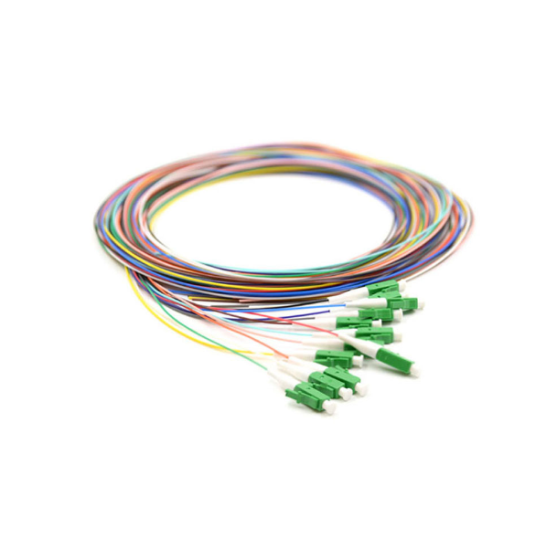 12 Core Bundle Sm Pigtail Fiber Optic