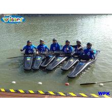 3.0mtr Conçu pour la compétition Polo Single Sit in Kayak