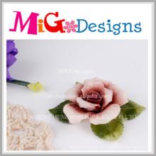 Модный Керамический Цветок Декоративный Держатель Для Свечи