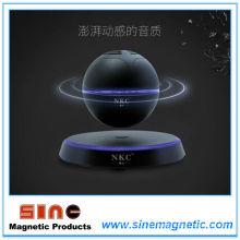Магнитный левитации Мини Bluetooth беспроводной спикер / аудио подарок