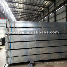 Hot Dipped Galvanized Rectangular Pipe (HDG Welded Pipe)