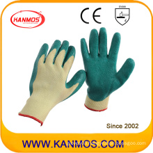 10gauges Knitted Nitrile Jersey Coated Industrial Safety Work Glove (53101)
