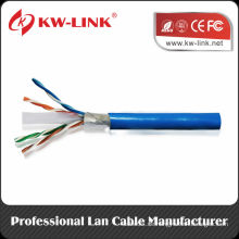 1000FT CAT6 BULK ETHERNET LAN NETZWERK KABEL FTP Indoor CCA Kupfer
