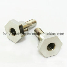 High Precision CNC Machined Aluminum Parts Industrial Components