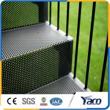 Metal building materials walkway expanded metal mesh