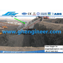 Water Spreay Fog Gun Dust Proof Machine on The Cement Plant