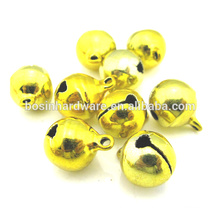 Fashion High Quality Metal Gold Plated Bells