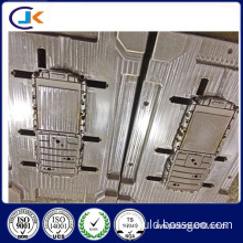 Two shot molding manufacturer for car key shell