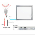 Microwave Motion Sensor Auto Switch Body Movement