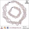 Мода костюм ожерелье и браслет комплект ювелирных изделий