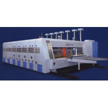 Automatic Flexo Printing Slotting and Die-Cutting Machine