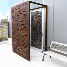 Outdoor Decorative Deck Screens