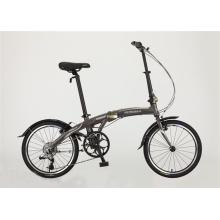 Heißer Verkaufs-Aluminiumrahmen 6speed faltendes Fahrrad (FP-FDB-D010)