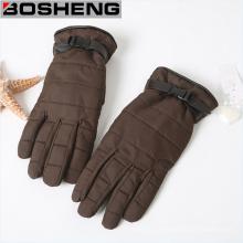 Оптовые модные теплые хлопчатобумажные перчатки с зимой