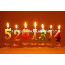Huaming Vela numeral de cumpleaños al por mayor