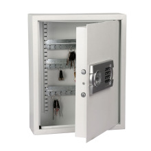 Secure Steel Cabinet with Digital Lock Key Cabinet
