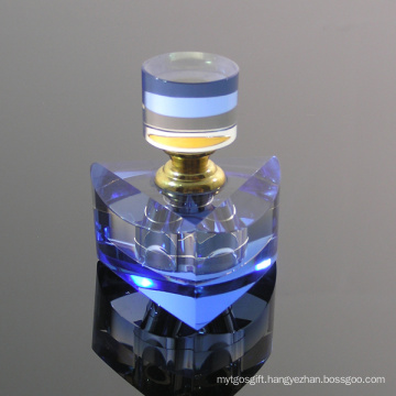 Color Painting Bottome Body Care Crystal Perfume Bottle (JD-XSP-619)