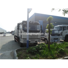 Dongfeng 190hp Road sprinkler truck cleaning truck
