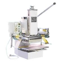 Machine d'emboutissage à chaud manuelle de gaufrage de Tam-358