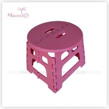 Faltbarer runder Plastikhocker-Baby-Stuhl