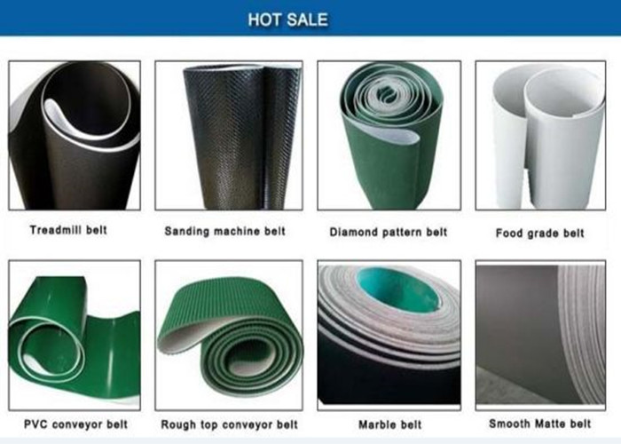 Pu Belt Pvc Belt Food Grade