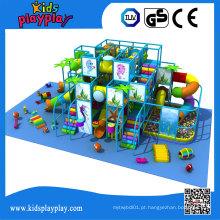 Fornecedor profissional de Kidsplayplay do campo de jogos interno do equipamento do jogo