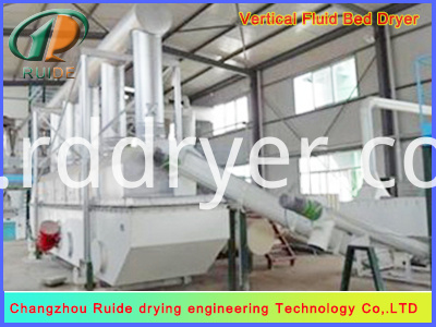Xylitol Granules Drying Machine