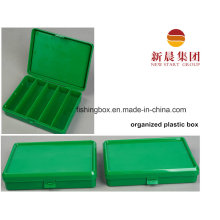 Green Color PP Plastic Organized Box