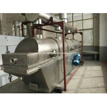 Secador de lecho fluidizado por vibración de cloruro de potasio serie ZLG
