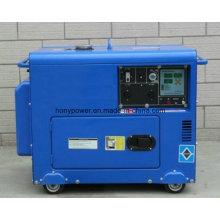 Nuevo generador silencioso diesel modelo de 5kw