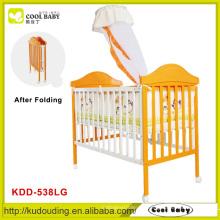 Heißer Verkauf Baby-Krippe, faltendes Baby-Krippe-Bett